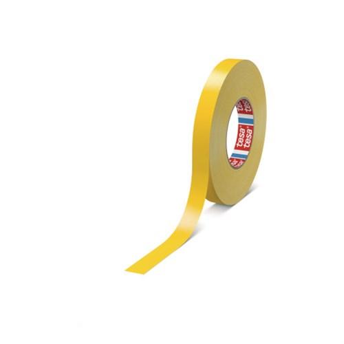 Tape  Gaffa 19mm 50m gul matt Tesa 4651
