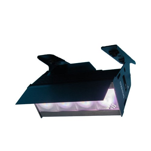 Strand Aurora 4 cell LED graze/cyc/foot light - RGBALC