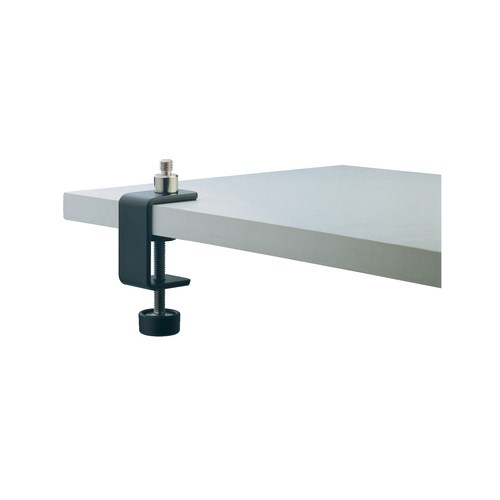 K&M 237B Mik.Stat. Table Clamp