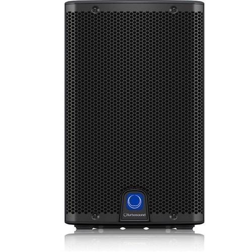 Turbosound iQ8 2500Watt 8'' Powered Loudspeaker w. KLARK TEK