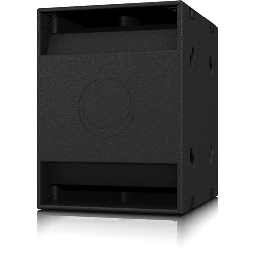 Turbosound NuQ118B-AN 3000 Watt 18'' Subwfr w. KLARK TEK. DS