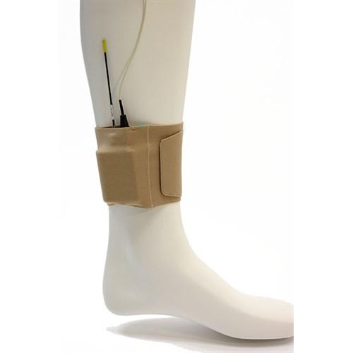 Ursa straps Ankle Big Pouch only Beige