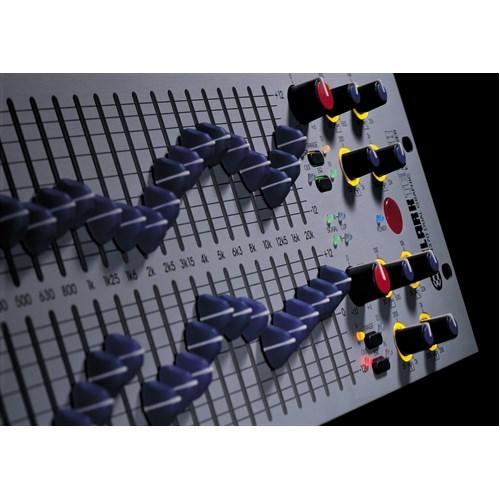 Klark Teknik DN370 2x30 band Eq