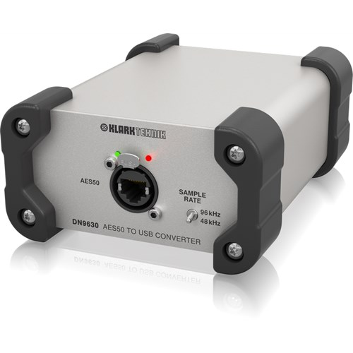 Klark Teknik DN9630 AES50 to USB 2.0 Converter