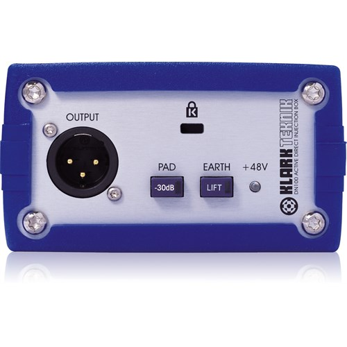 Klark Teknik DN100 Active DI-Box