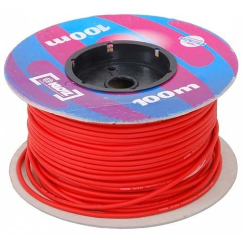 Klotz mikrofonkabel MY206RT PVC rød