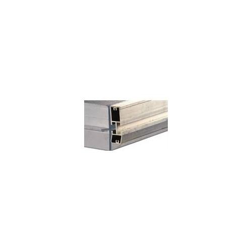 Nivtec alu adapter lath / reversal profile, length: 100cm