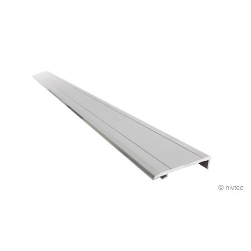 Nivtec alu lining lath, length: 100cm