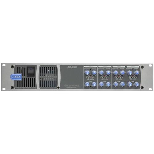 Cloud 46/120 - 4 Zone Mixer Amplifier 4x120w Lo-Z