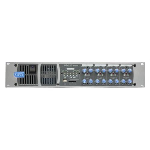 Cloud 46/120MEDIA - 4 Zone Mixer Amplifier