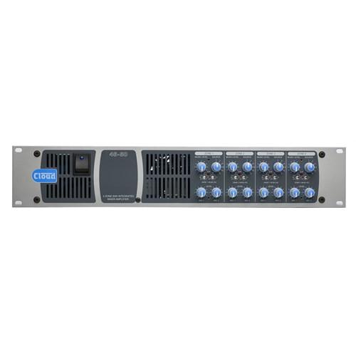 Cloud 46/50 - 4 Zone Mixer Amplifier