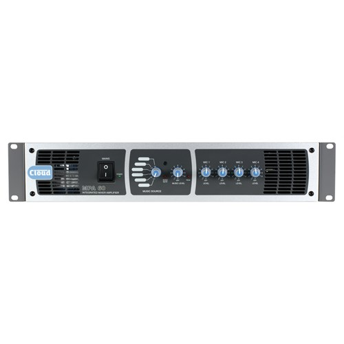 Cloud MA60 - Mixer Amplifier