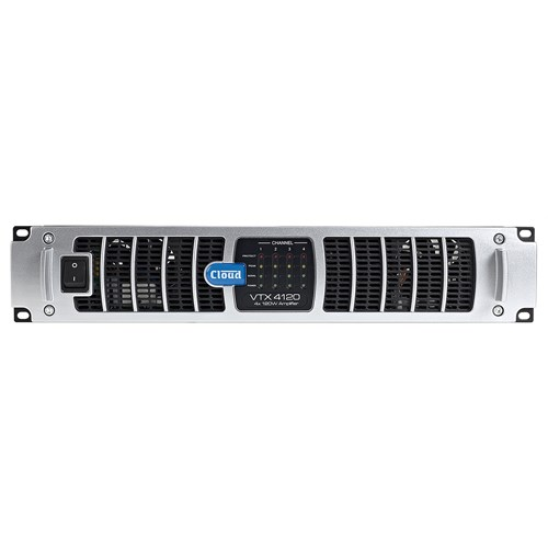 Cloud VTX4120 - 4 Ch Amplifier