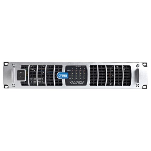 Cloud VTX4240 - 4 Ch Amplifier