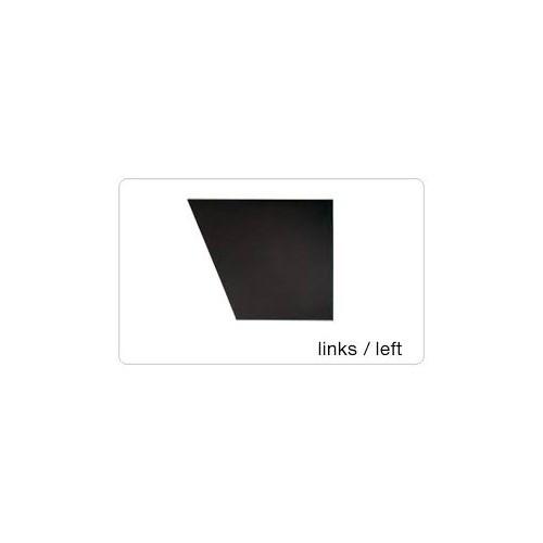 Nivtec platform, trapezoid: 36.7cm x 75cm x 22.5°x100cm Left