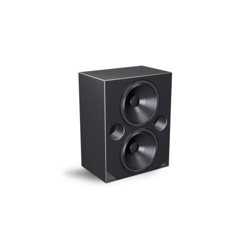 "Meyer Sound EXP Acheron X-800C 2x18""Sub RMS"