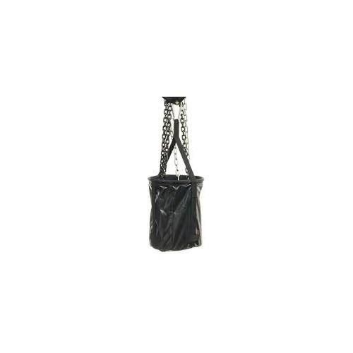 Arno kjettingpose for Håndtalje svart