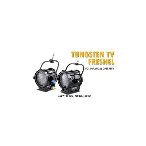 FilmGear Tungsten TV Fresnel 1000W P.O. BB
